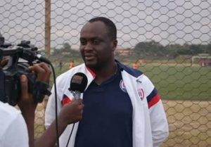 Inter Allies chief Delali Senaye calls massive attendance for Kotoko game on Saturday