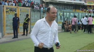 Hearts of Oak is not yet playing what I want – Sergio Traguil