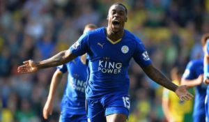 Jeffrey Schlupp targets Champions League glory with Leicester
