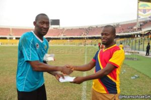 I have confidence in  Soulama Abdoulaye: Hearts coach Sergio  Traguil