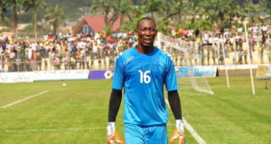 I'm still Hearts number one goalkeeper — Soulama