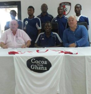 WAFA seals sponsorship deal with Commodity Warehousing Limited