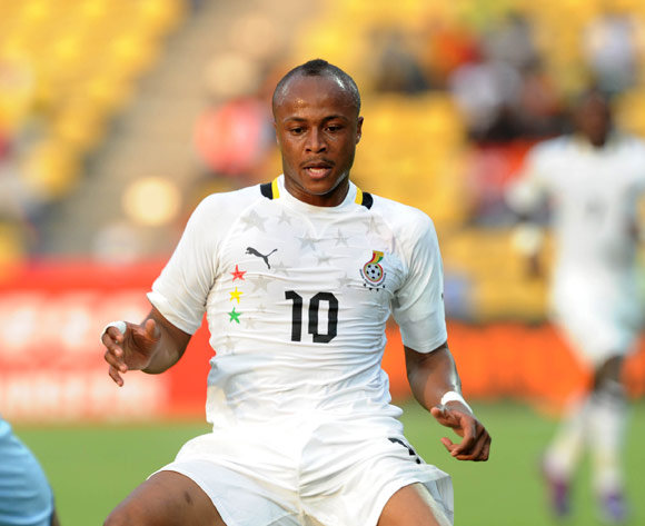 Decision to fund airfares not meant to slight Minister - Dede Ayew