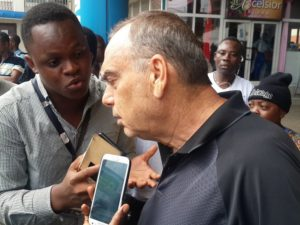 Avram Grant returns from Europe to watch Inter Allies-New Edubiase game over the weekend