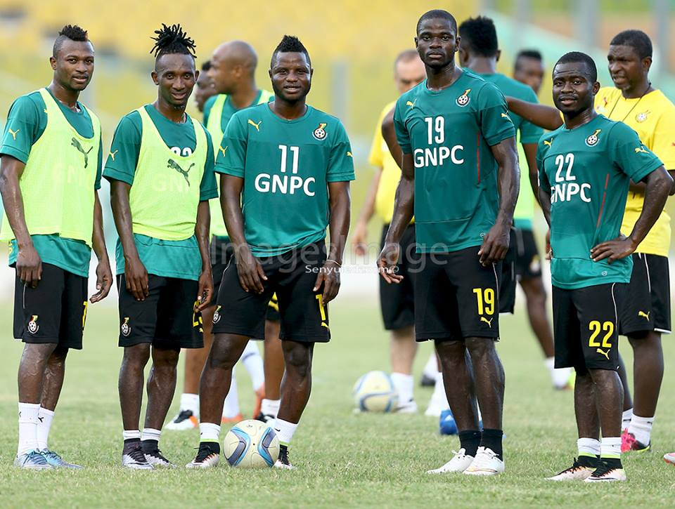 Sports Minister wants local Black Stars to face Rwanda