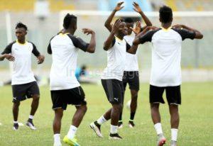 Patriotic Black Stars players to start training today