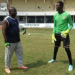 Coach Ben Owu steps in for Medeama in their outstanding game with Hasaacas today