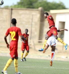 Ghana U17 coach Paa Kwasi Fabin admits AYC qualification will not come easy