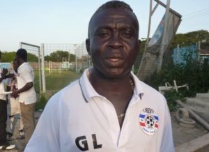 Under fire Liberty coach George Lamptey reckons he is the best man for the job