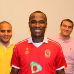 Ghana's John Antwi to play under new coach after Martin Jol parted ways with Al-Ahly