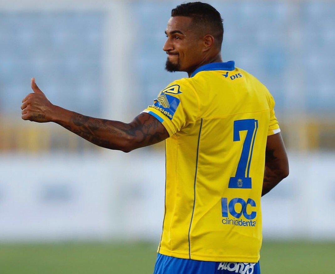 Las Palmas routs Granada 5-1 led by El Zhar's 2 goals