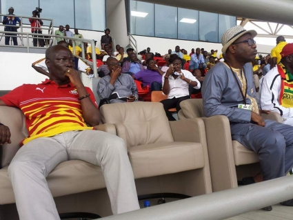 Feature: Sports ministry fight, It is our football that will suffer