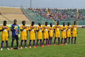 CAF CONF. CUP: Medeama beat TP Mazembe to put a foot into the semi-finals