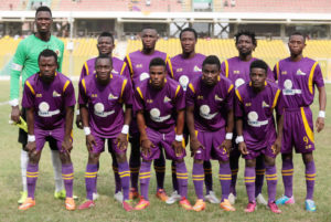 Medeama SC coach Prince Owusu names a Strong starting line up for Bejaia showdown