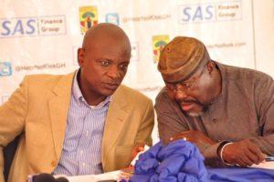 Hearts won't sack any player — Nyaho-Nyaho Tamakloe