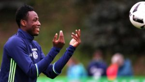 Baba Rahman given number 14 Jersey at Schalke 04