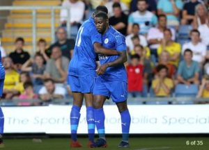 Jeffrey Schlupp suffers injury, ruled out of AFCON qualifier against Rwanda