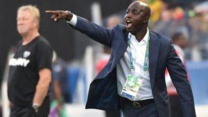 Nigeria Olympic coach Siasia quits despite bronze