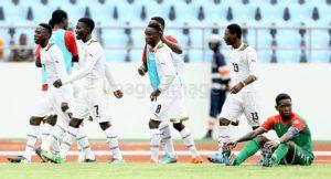 Ghana U17 coach Paa Kwasi Fabin lauds players for reaching AJC qualifiers final round