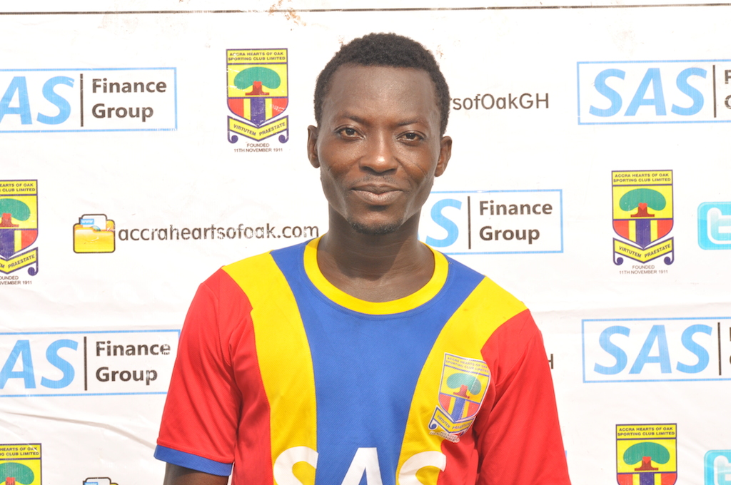 Former Hearts of Oak player Kofi Abanga in China to sign for second-tier side FC Winning XY-Report