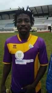 Defender Paul Aidoo suspended for Medeama-Mazembe clash