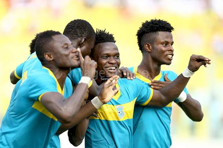 Wa All Stars keeps their title hopes alive after beating Dreams FC 3:1