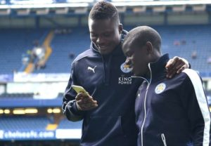 Could Daniel Amartey replace N'Golo Kante at Leicester City?