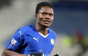 Daniel Amartey left out of Leicester City's Community Shield defeat