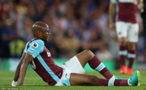 Andre Ayew ruled out of Ghana's final Afcon qualifier against Rwanda
