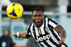 Juventus coach Massimiliano Allegri hails Kwadwo Asamoah's great personality and technique