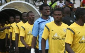 Ashgold players abandon training