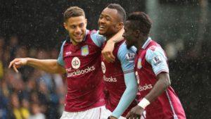 West Brom plotting move for Aston Villa's Jordan Ayew