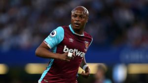 Andre Ayew's West Ham to pocket a mega £10million a season in new deal with bookies Betway