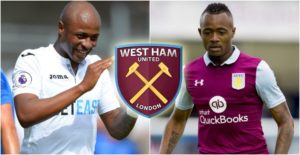 West Ham want £24m Ayew brothers to team up at Olympic Stadium