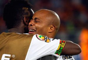 Andre Ayew's West Ham move hits snag because Sakho failed West Brom medical
