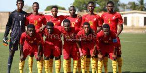 Black Starlets batter Burkina Faso in 1st leg of African U-17 Championship qualifiers