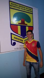 Hearts of Oak sign Brazilian defender Lozano Silva