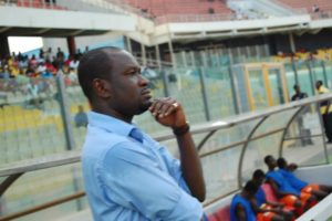 Dreams FC midfielder Aaron Amoah hails CK Akonnor as wonderful coach