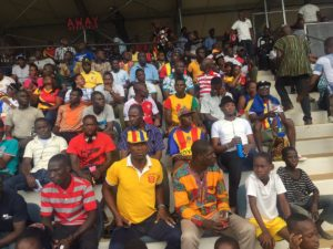 Photos: Massive attendance at the Red Bull Arena for Heart-WAFA game