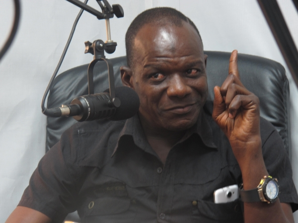 Former Black Stars goalie Abukari Damba unhappy with Black Stars players funding themselves