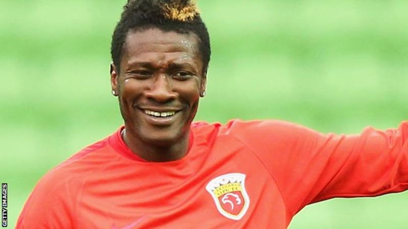 Asamoah Gyan Talks About His Return To English Football