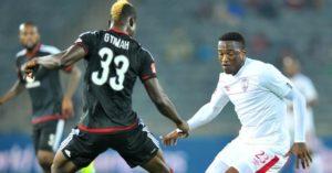 Ghana midfielder Edwin Gyimah hoping for a wonderful second season with Orlando Pirates