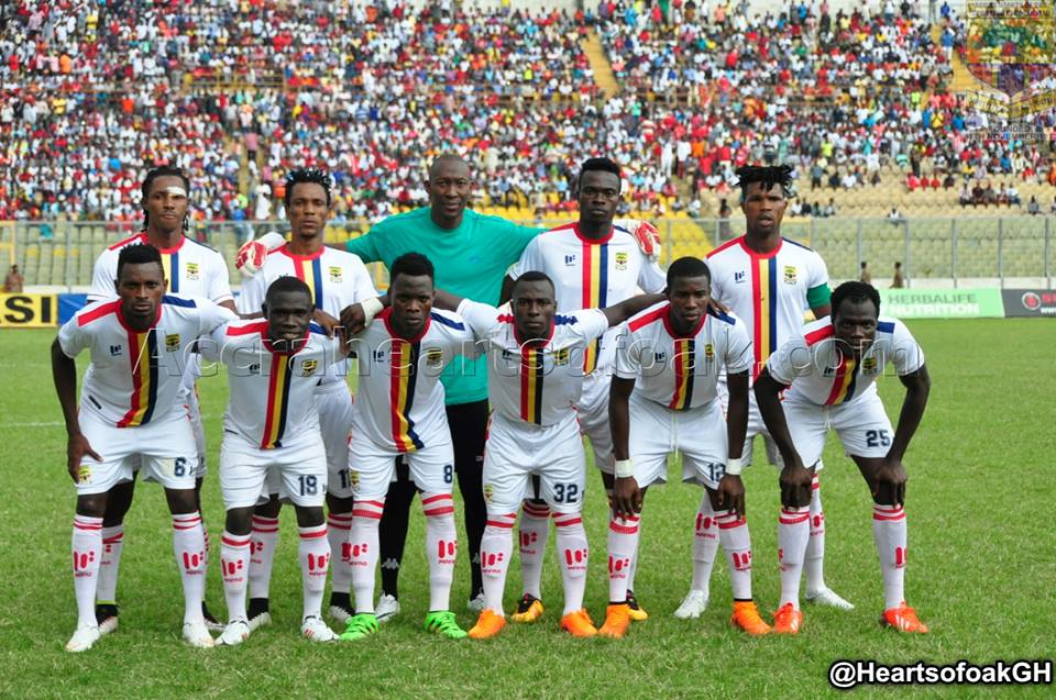 Bechem United shuts down Accra Hearts of Oak chances of winning the GPL after beating them 3:1