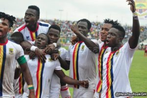 Hearts of Oak aim to break WAFA home resilience
