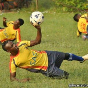 Exclusive: Hearts of Oak ejected from Legon Park this morning for non-payment of arrears