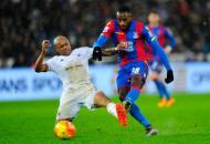 English League One clubs jostle for Hiram Boateng
