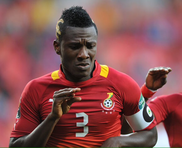 Breaking News: Asamoah Gyan arrive in Turkey over a potential move to Besiktas