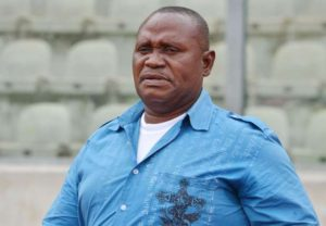 Inter Allies coach Jimmy Corbblah insists they will not be relegated