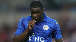 Jeffrey Schlupp unhappy with Leicester as WBA bid rejected