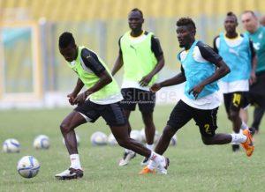 AshantiGold defender Kadiri Mohammed eager to make Black Stars debut